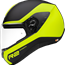 Schuberth r2 full face helmet - nemesis yellow, Schuberth full face helmets, motorcycle, racing, cruiser, parts, accessories | Road Guide