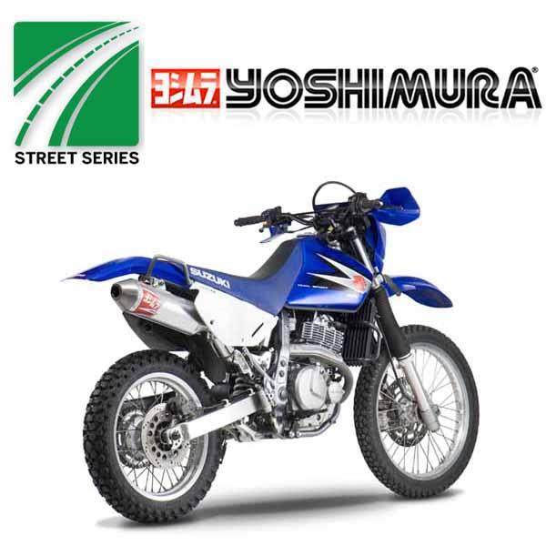 suzuki dr650 1996-2017 - yoshimura exhausts, adventure and sm